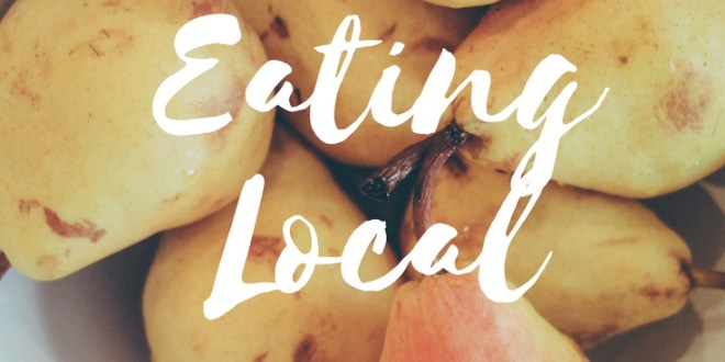 Eating Local – Getting Started