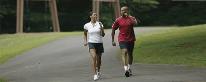 Walk, Don't Run, Your Way to a Healthy Heart