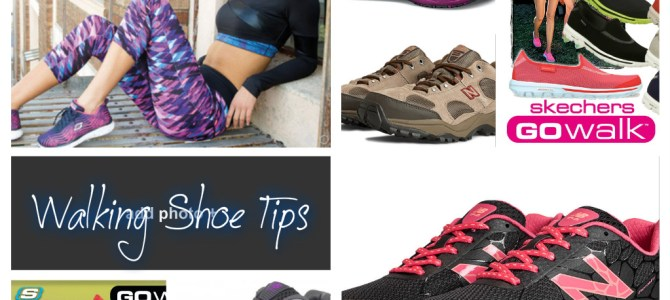 Walking Shoes Tips