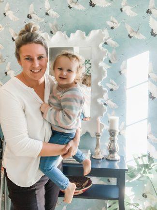April Waltrip Modern Traditional Interior Designer Williamsburg VA