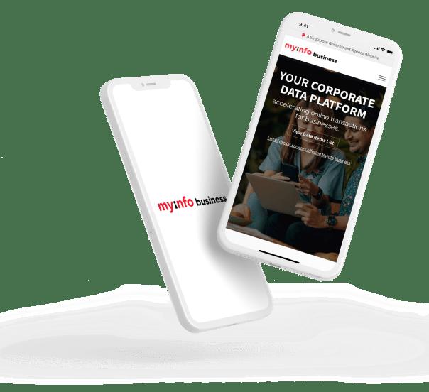 MyInfo Business integration