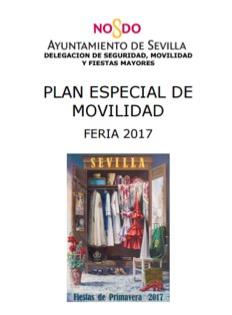Memoria Plan Especial de Movilidad para la Feria 2017