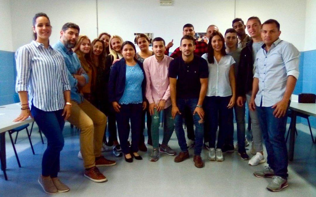 Calzados Benavente aconseja a los estudiantes del curso de auxiliar de comercio cuáles son las actitudes y aptitudes de un comerciante