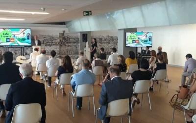 Aprocom asiste a la presentación del Ayuntamiento para asesorar a las empresas turísticas locales para que se sumen al sello internacional de seguridad concedido al destino Sevilla por el WTTC
