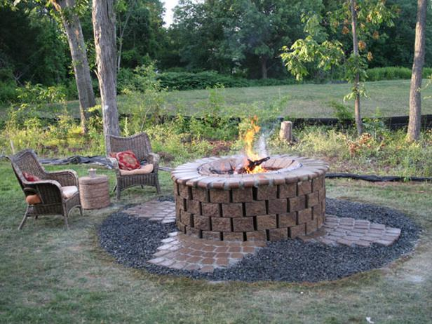 Creative Collections: Build Your Own Fire Pit