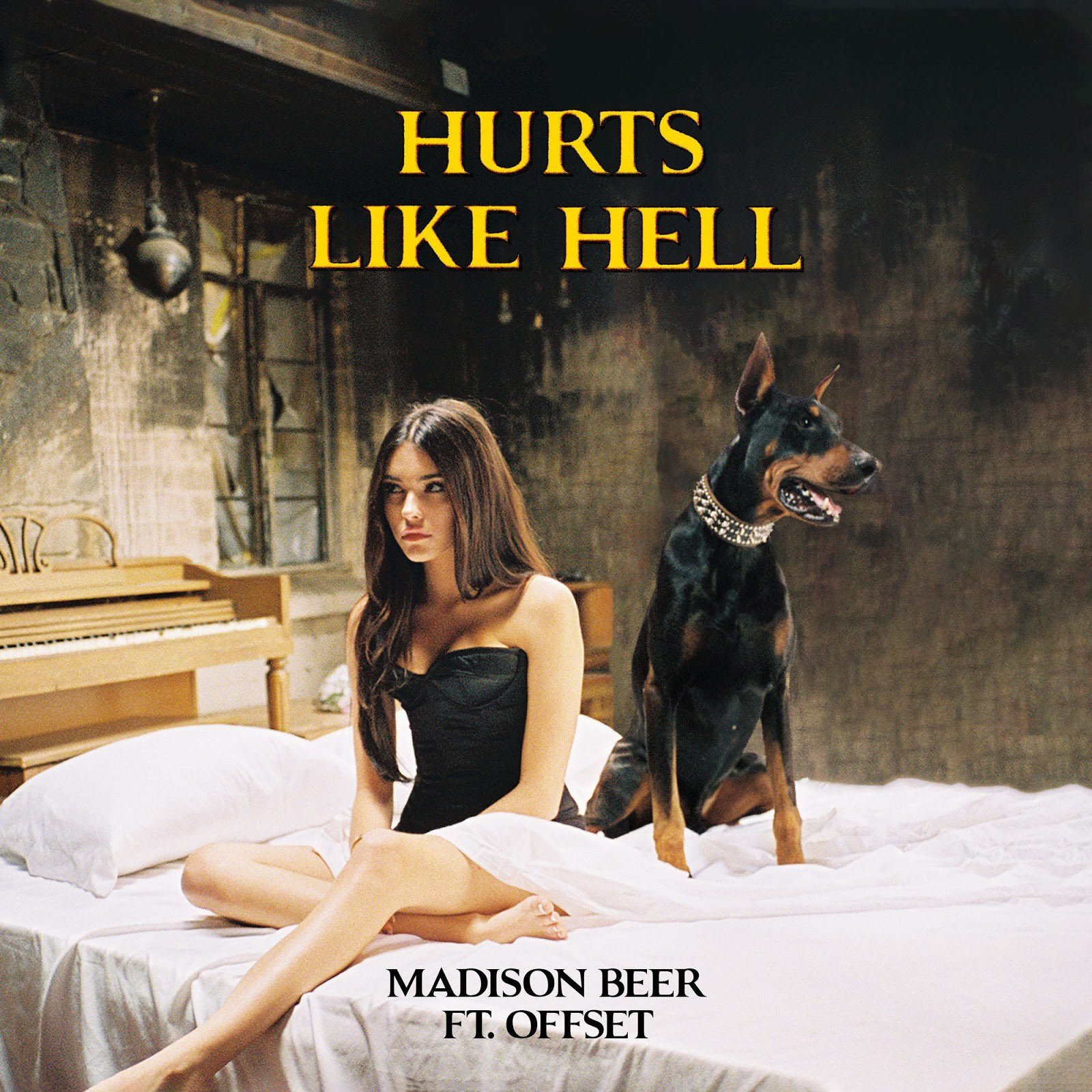 Madison Beer – Hurts Like Hell ft. Offset
