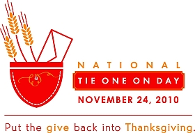 National Tie One On Day - November 24 2010