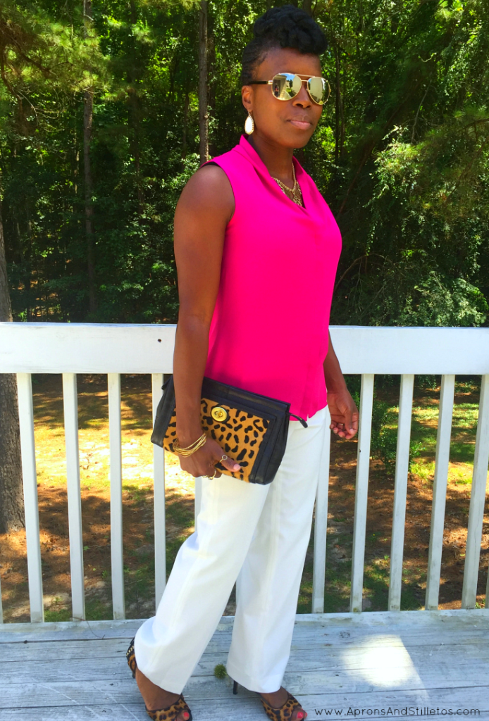Father's Day Weekend Fashion | Animal Print