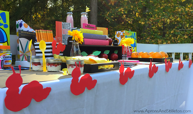 Back to School Party | How to Plan and Decorate