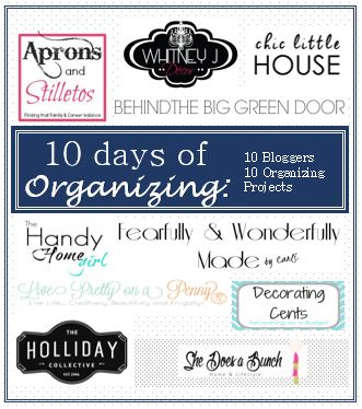 10 Days of Organizing