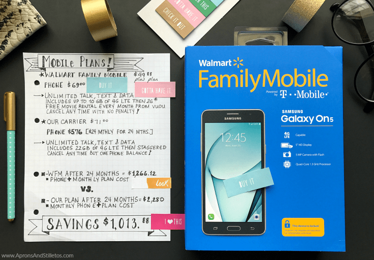 How to Compare Mobile Plans to Get the Most Value #YourTaxCash