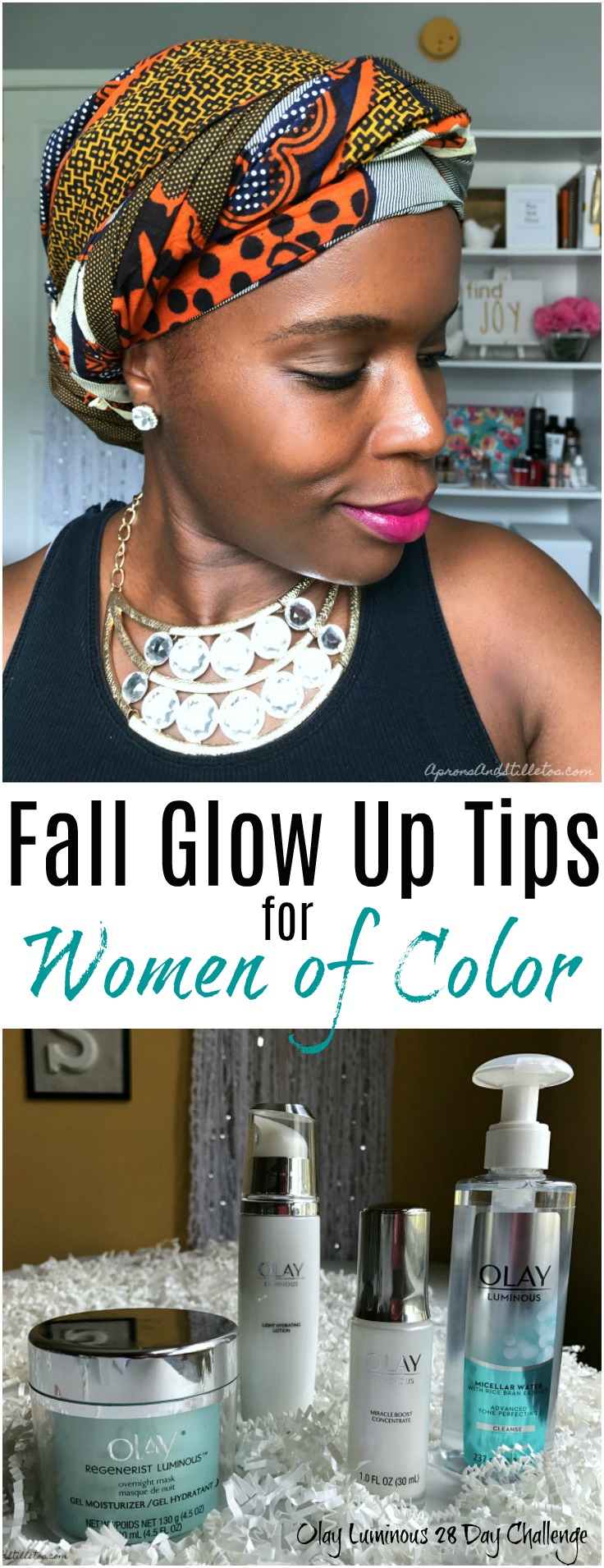 Fall Glow Up Tips for Women of Color