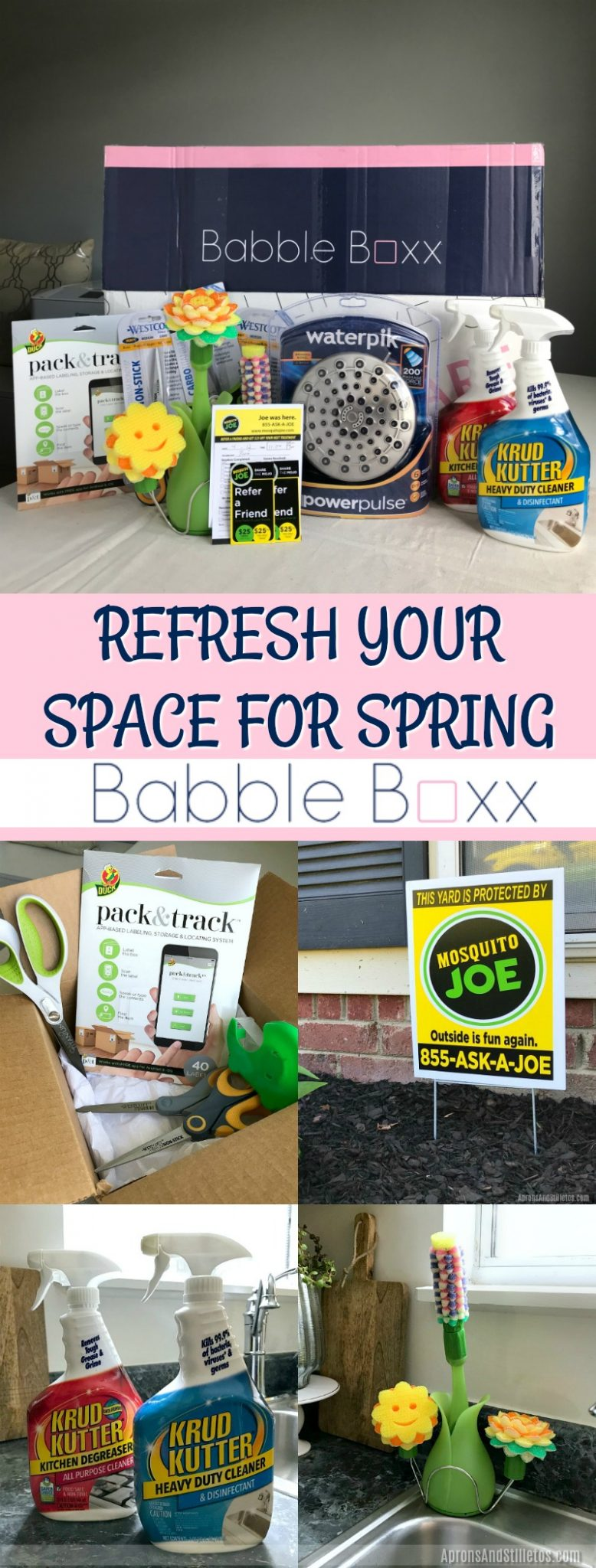 REFRESH YOUR SPACE FOR SPRING