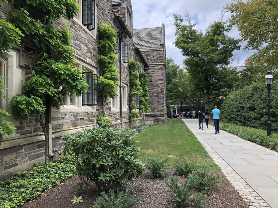 Princeton University Move In Day | Rockefeller College