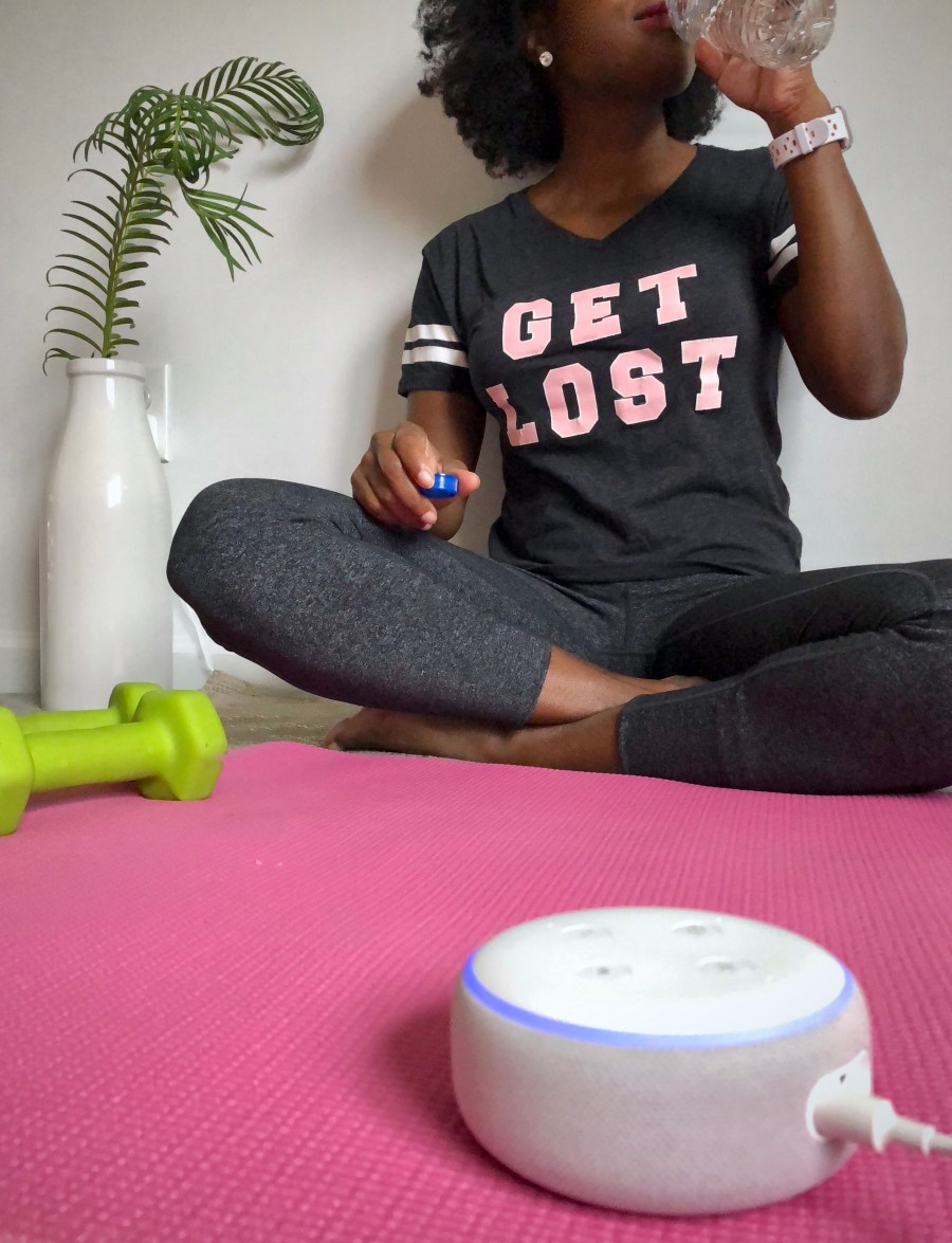 5 Self Care Daily Routine Hacks using Amazon Echo Dot