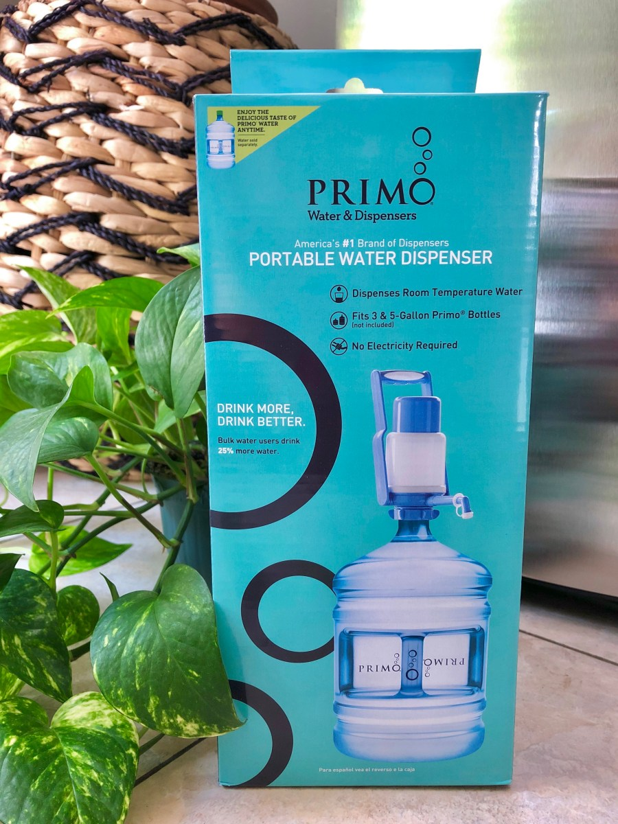Hurricane Preparedness in the Carolina's with Primo® Water