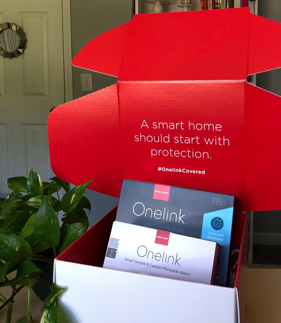 My Morning Routine Safe Zone with Onelink by First Alert