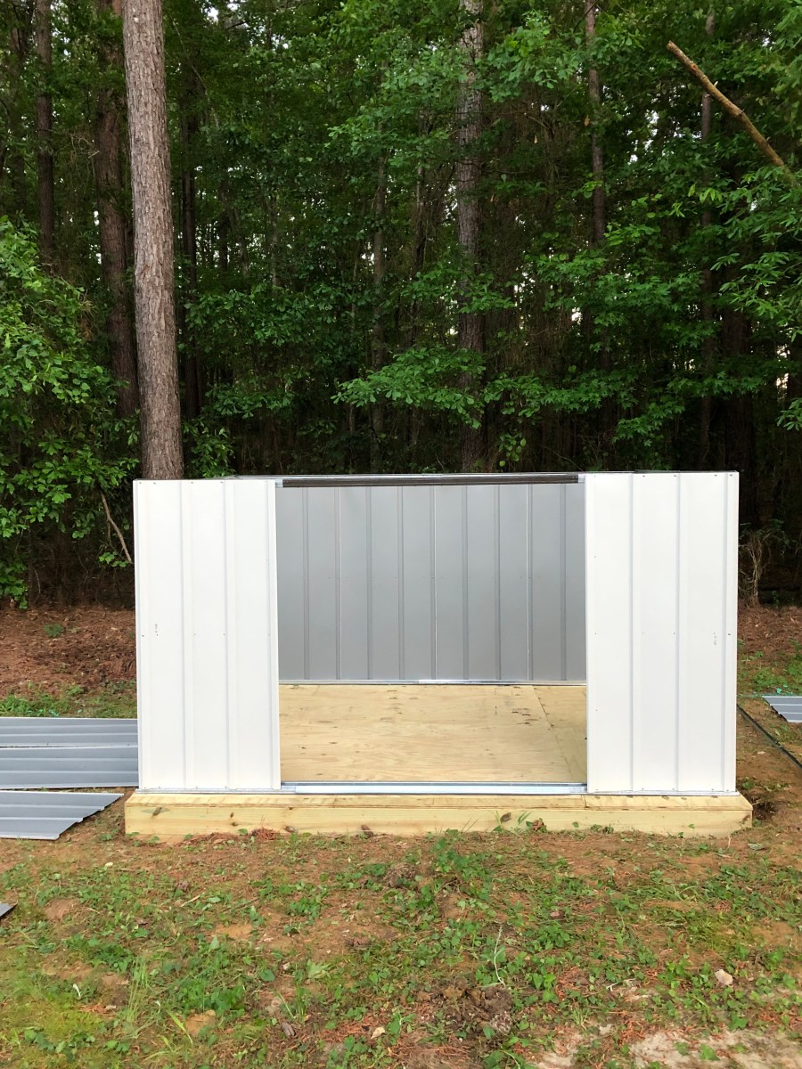 Start to Finish DIY Shed