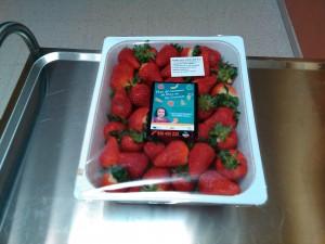 Fruta fresas