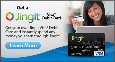 How To Cash Out Your Jingit Account Earnings