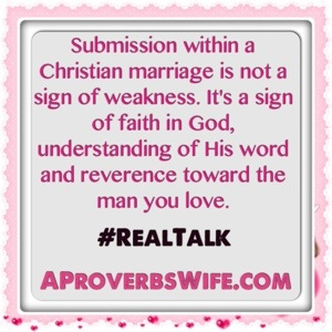 True Meaning of Submission