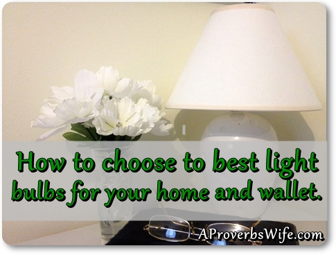 The Best Light Bulbs for Your Home and Wallet | GE Light Bulbs| Save Energy| #GELighting