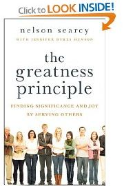 The Greatness Principle, Finding Significance and Joy by Serving Others
