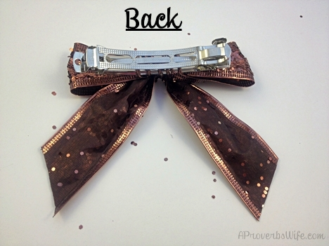 DIY Hair Bows Tutorial