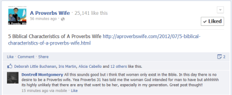 Are Proverbs Wives a Myth?