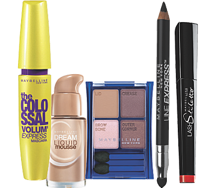 Dollar Tree Deals | FREE Maybelline Eye Color, Lipstick and Efferedent + more!