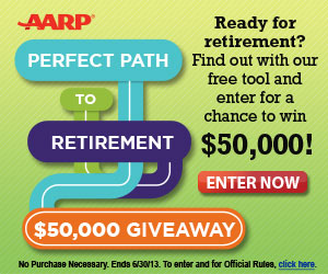 Enter For A Chance To Win $50,000