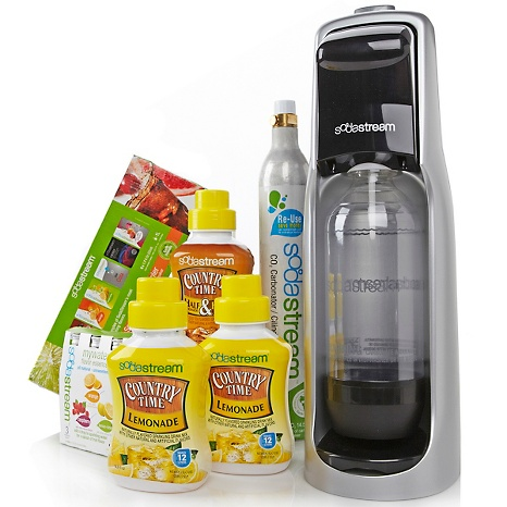 #Giveaway: #Win a SodaStream & Country Time Prize Pack ($151 value) — Ends 9/3
