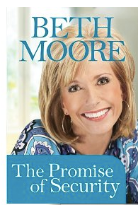 The Promise of Security by Beth Moore ONLY $0.94 | {Kindle Edition}