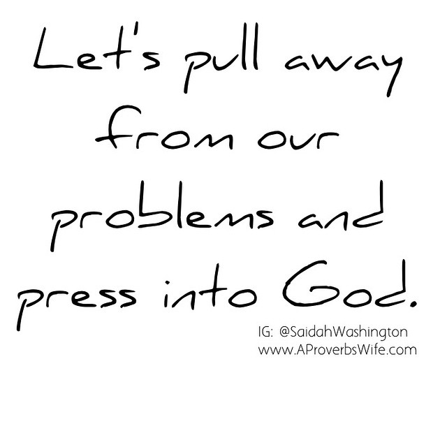 Press Into God