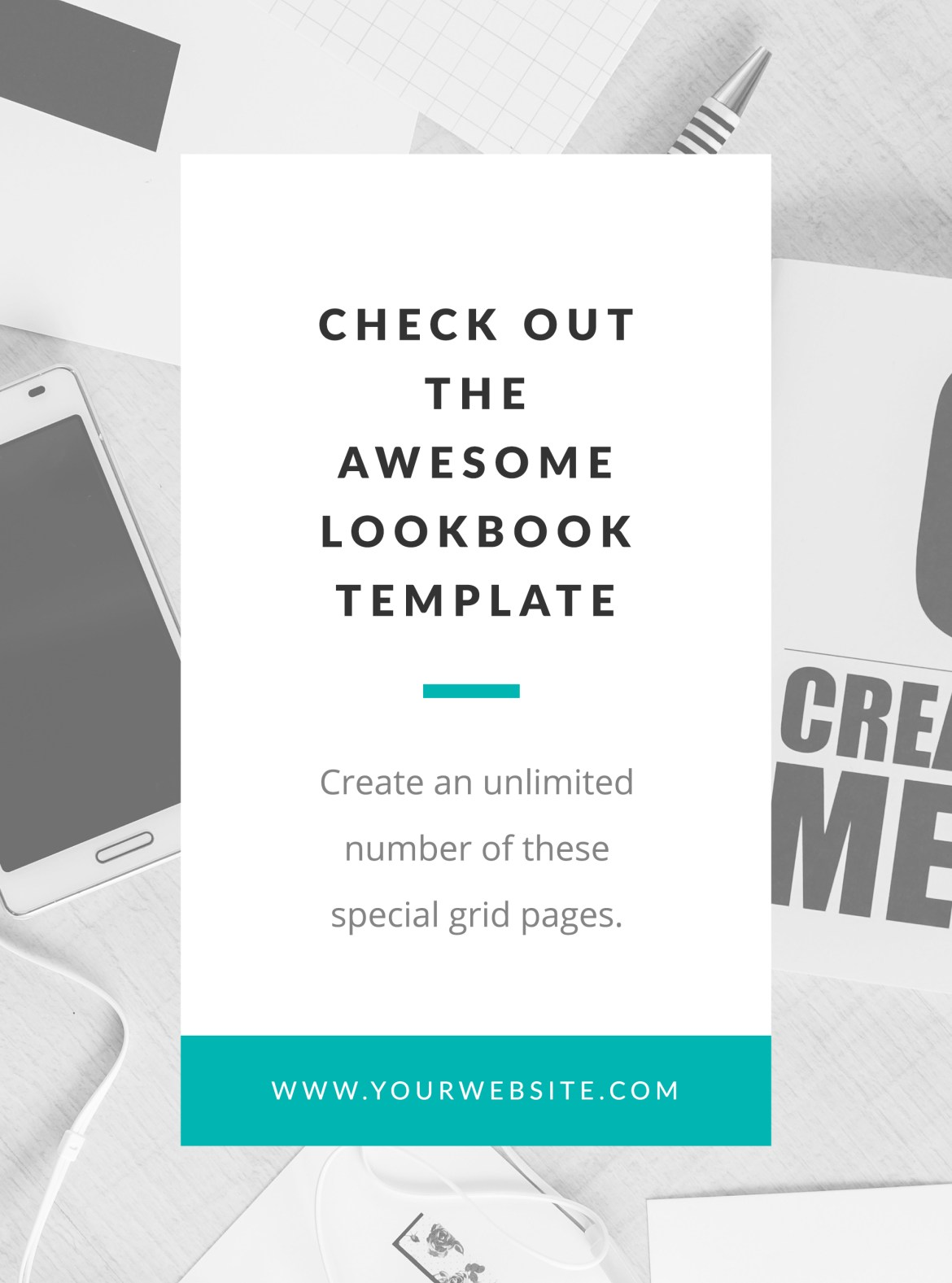 Awesome Lookbook Template