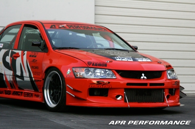 APR EVIL R Mitsubishi Evolution 9 APR Performance