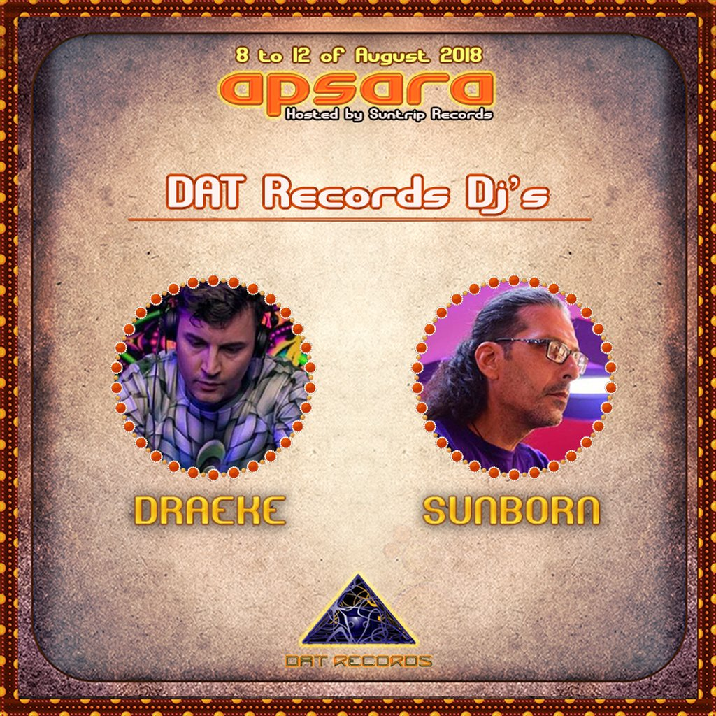 This week's artists : DAT Records DJ's !