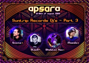 More Suntrip DJs!