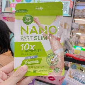 Nano Fast Slim 10x Fat Burner Capsule Price in Bangladesh