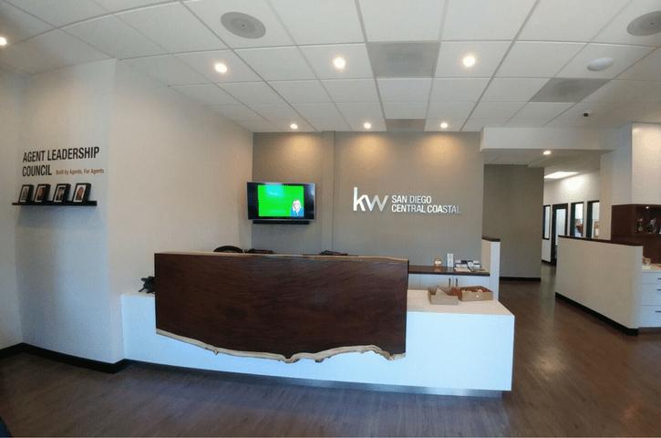 Merveilleux Real Estate Office Design For Keller Williams By APS San Diego