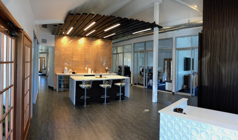 Elegant Olmsted CPA Creative Office Space By APSGC General Contractor