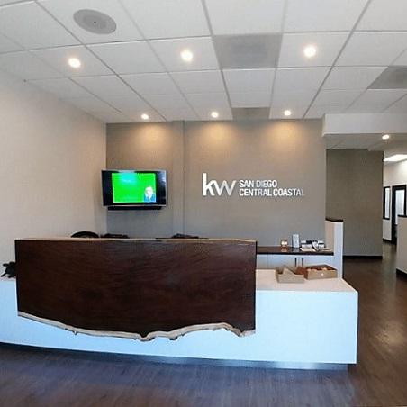 Keller Williams-Real Estate Office Construction