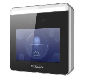 Veido atpažinimo ir laiko apskaitos terminalas Hikvision DS-K1T331W