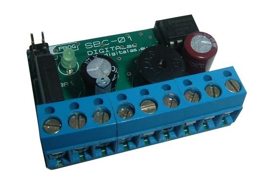 Dallas raktų kontroleris SBC-01
