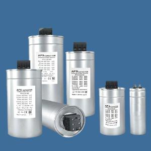 Cylindrical capacitors for energy efficiency