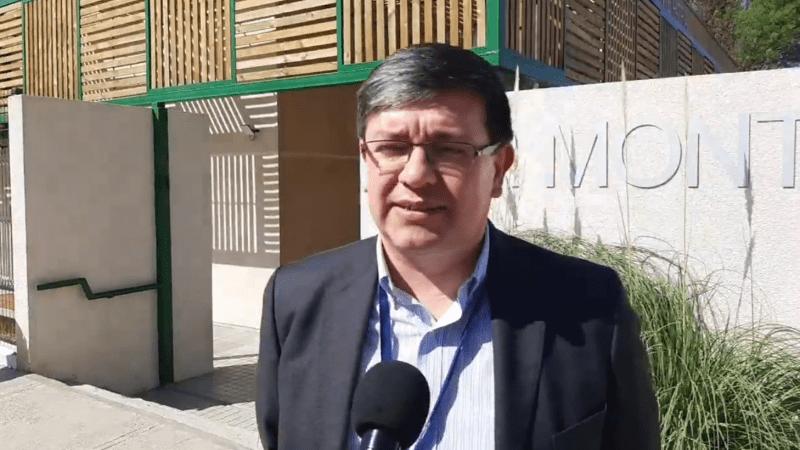 Director del Servicio de Salud Coquimbo visita el SAR  de Monte Patria ante expansión del COVID-19