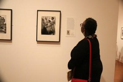 Gordon Parks Exhibit at the Richmond, VA Museum of Art