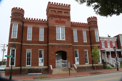 Leigh Street Armory, Richmond, VA - the nation's only 19th century armory built for an African American militia