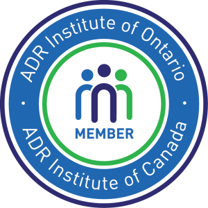 The Alternative Dispute Resolution Institute of Canada provides rules for arbitration and oversees members' ethics.