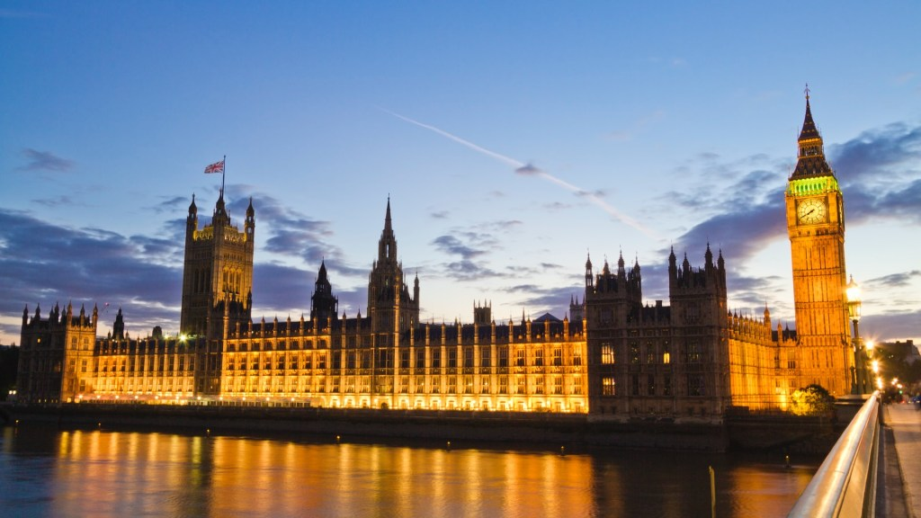 The United Kingdom Parliament, arguably the home of conservatism